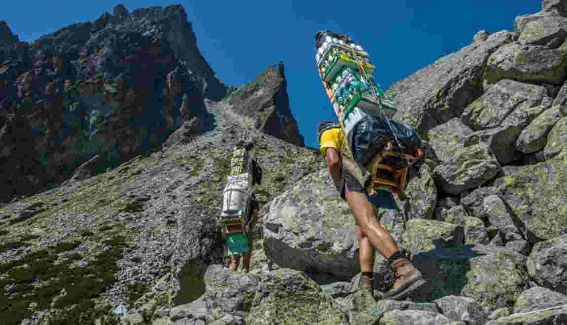 Carpates : avec les sherpas d'Europe
