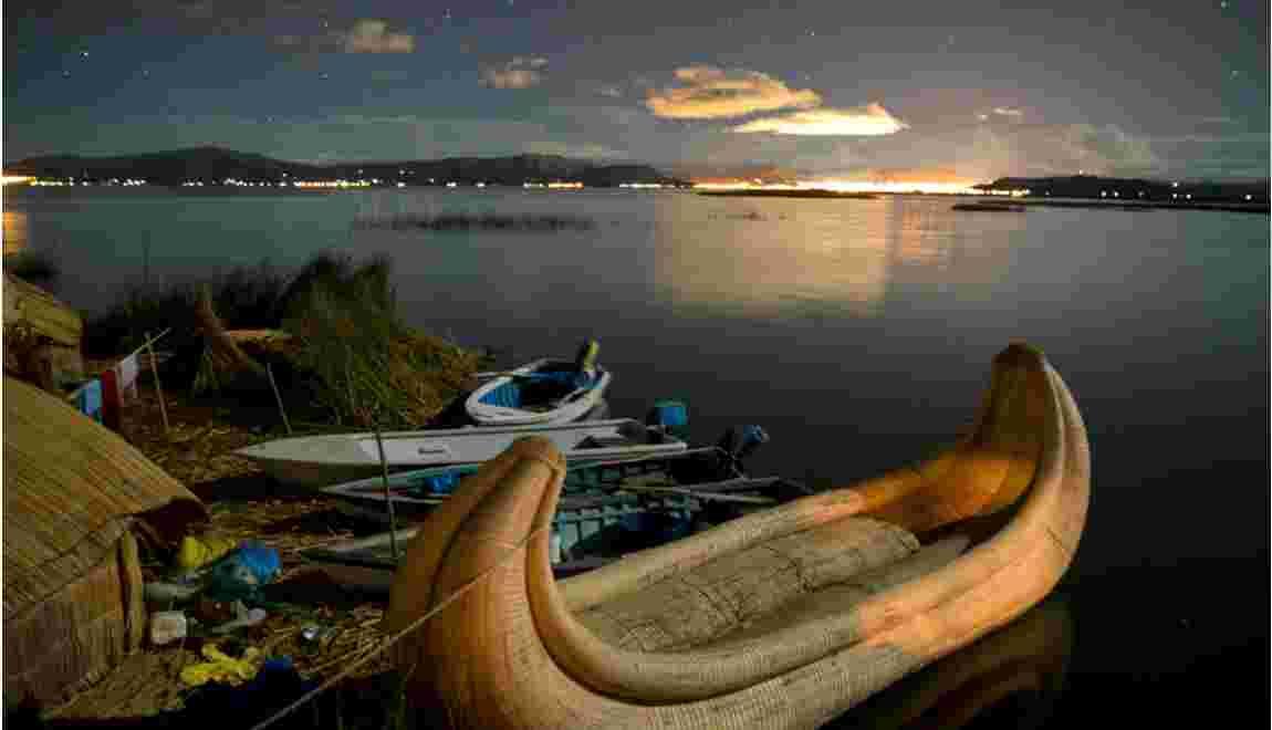 Les derniers gardiens du Titicaca