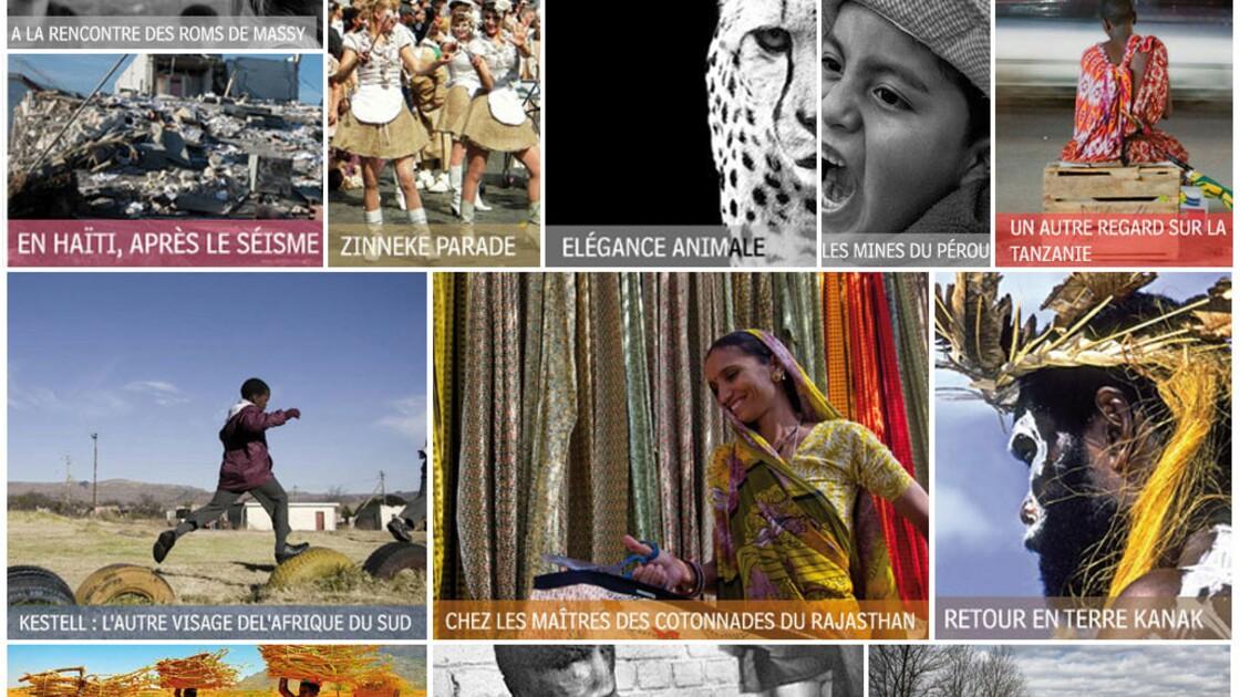 Reportages photo : les coups de coeur de la rédaction en 2010