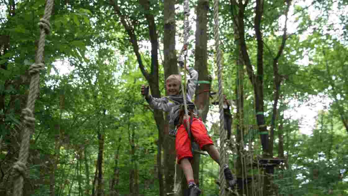 Randonnées sportives dans le Bois de Mauquey