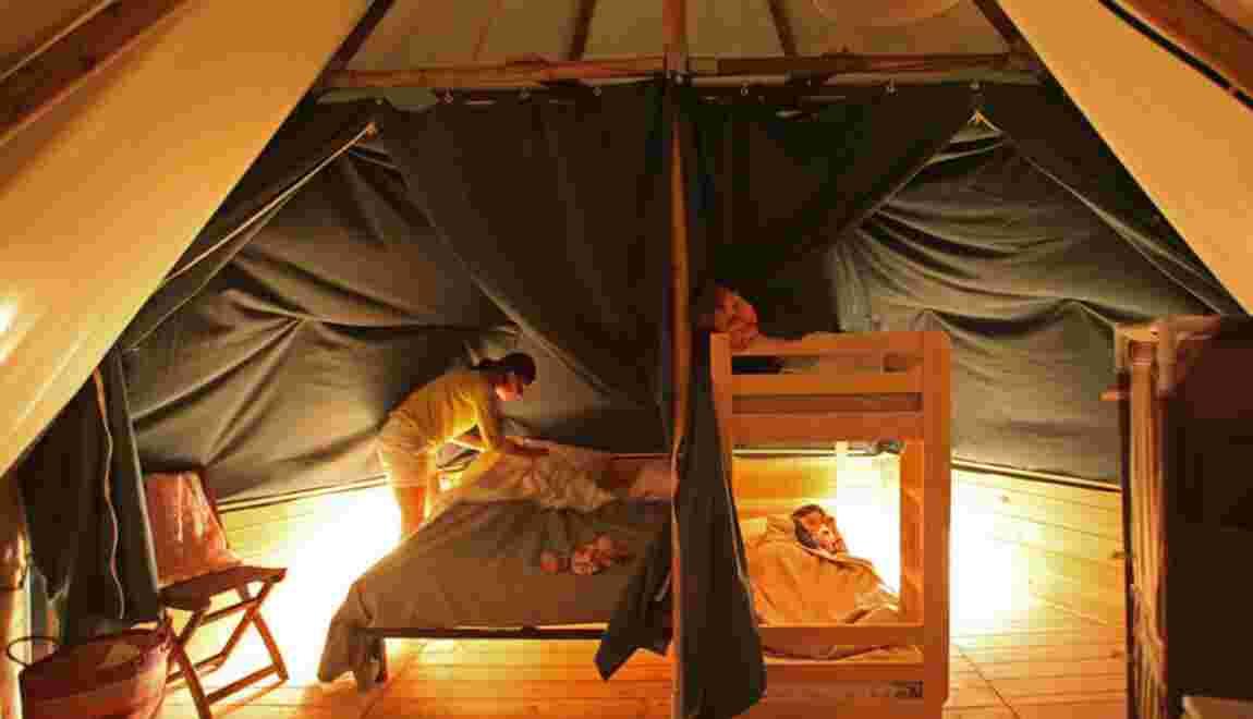 Un camping écolo à Noirmoutier