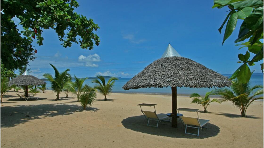 Ecolodge de luxe à Madagascar
