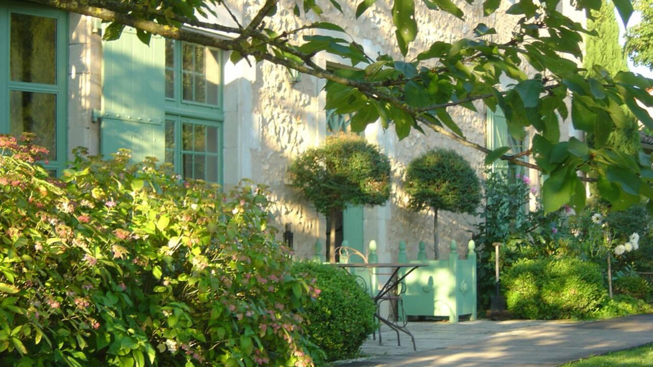 Un hôtel vert au cœur du Poitou