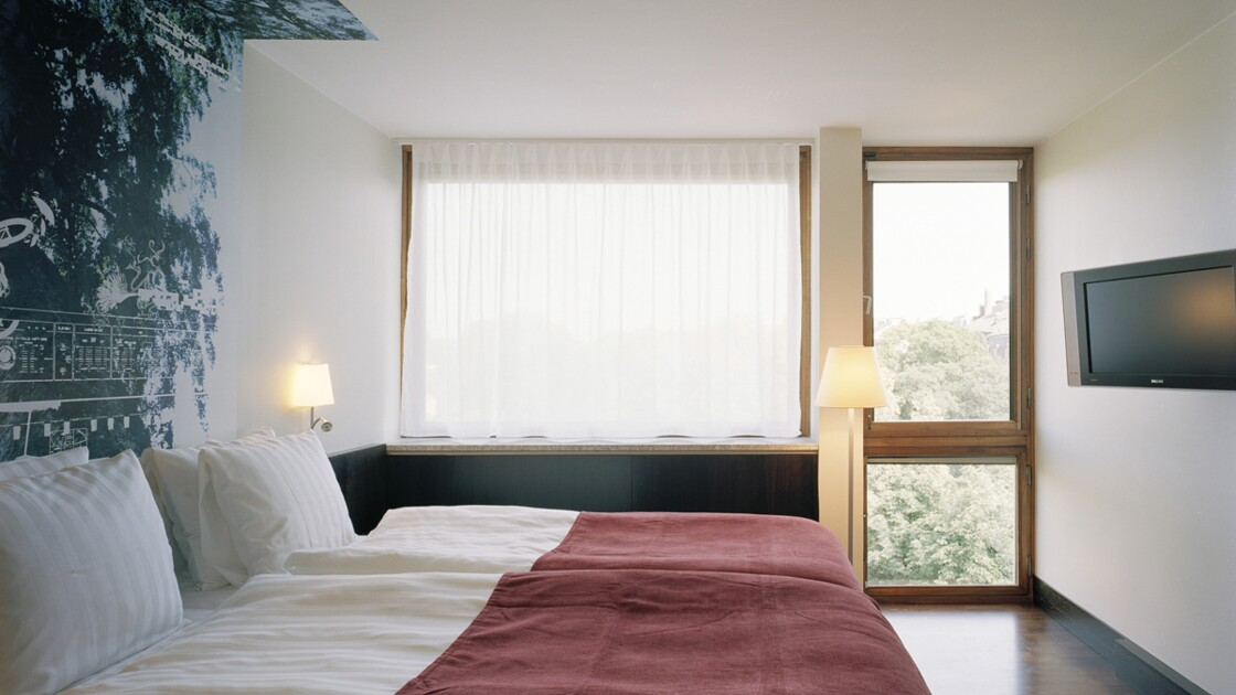 Stockholm : l'approche environnementale des hôtels Scandic