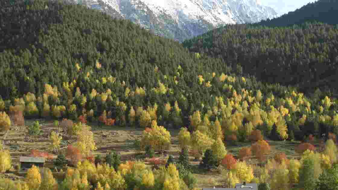 Un gîte écologique dans les Pyrénées-Orientales