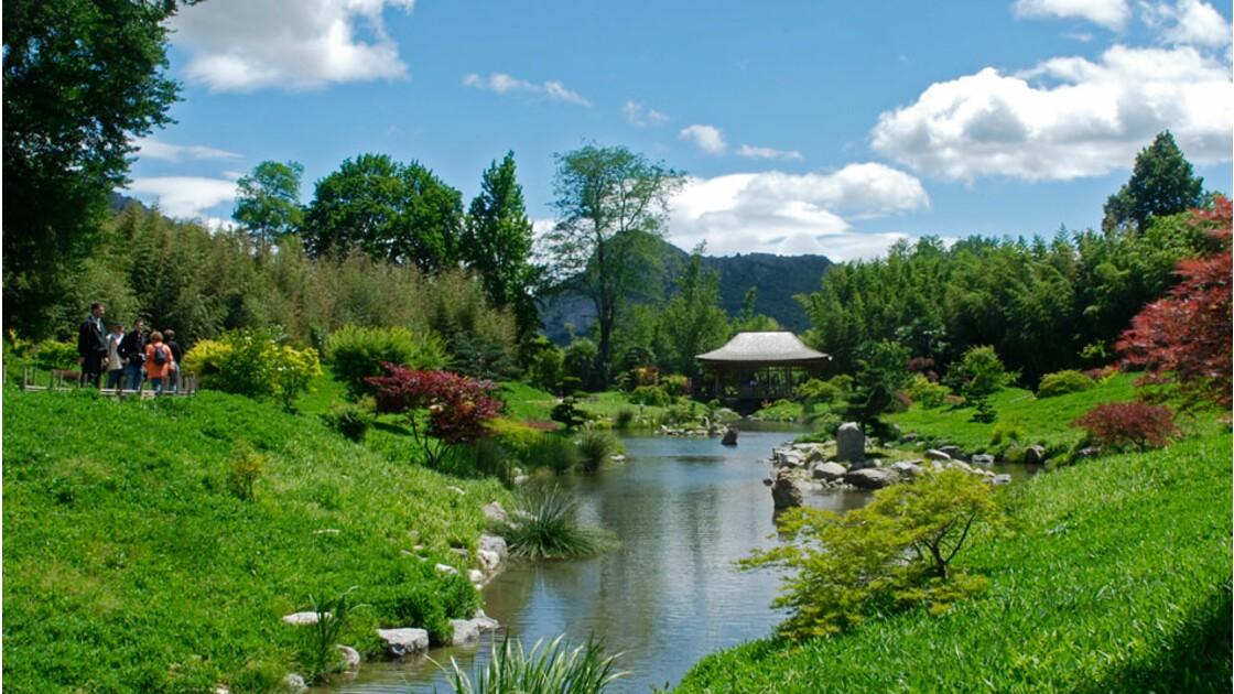La Bambouseraie, un jardin exceptionnel dans le Gard