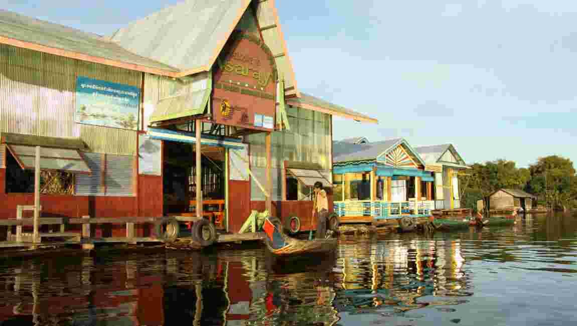 Au Cambodge, l'humanitaire au service de l'environnement