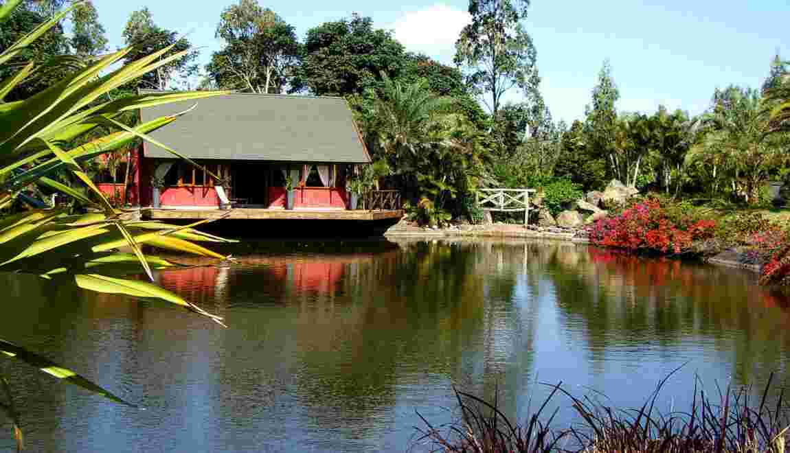 Île Maurice : un hôtel vert en pleine nature