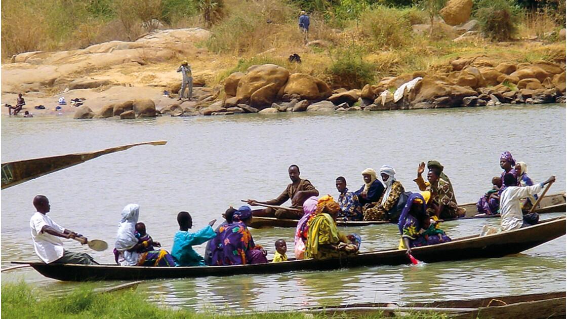 Traversée des parcs du Niger et du Burkina Faso