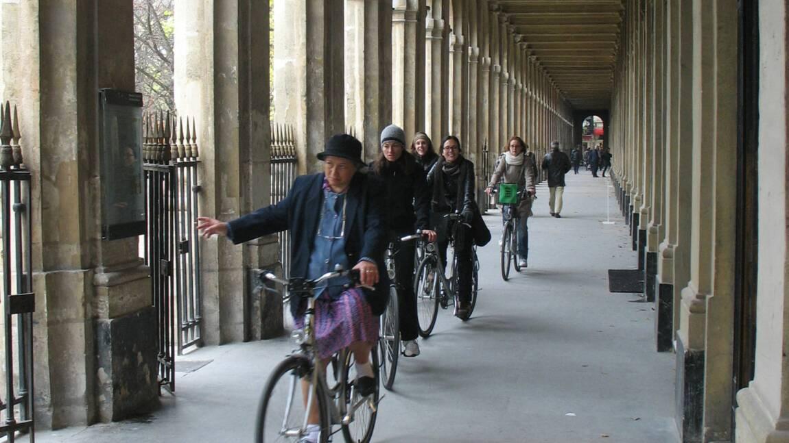 Découvrir Paris à bicyclette