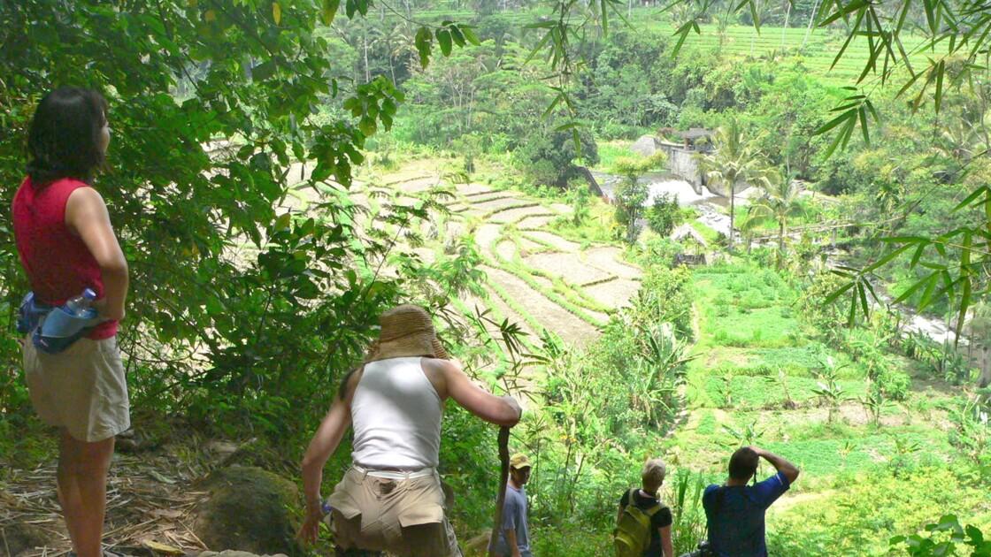 Indonésie : écotourisme dans les villages balinais