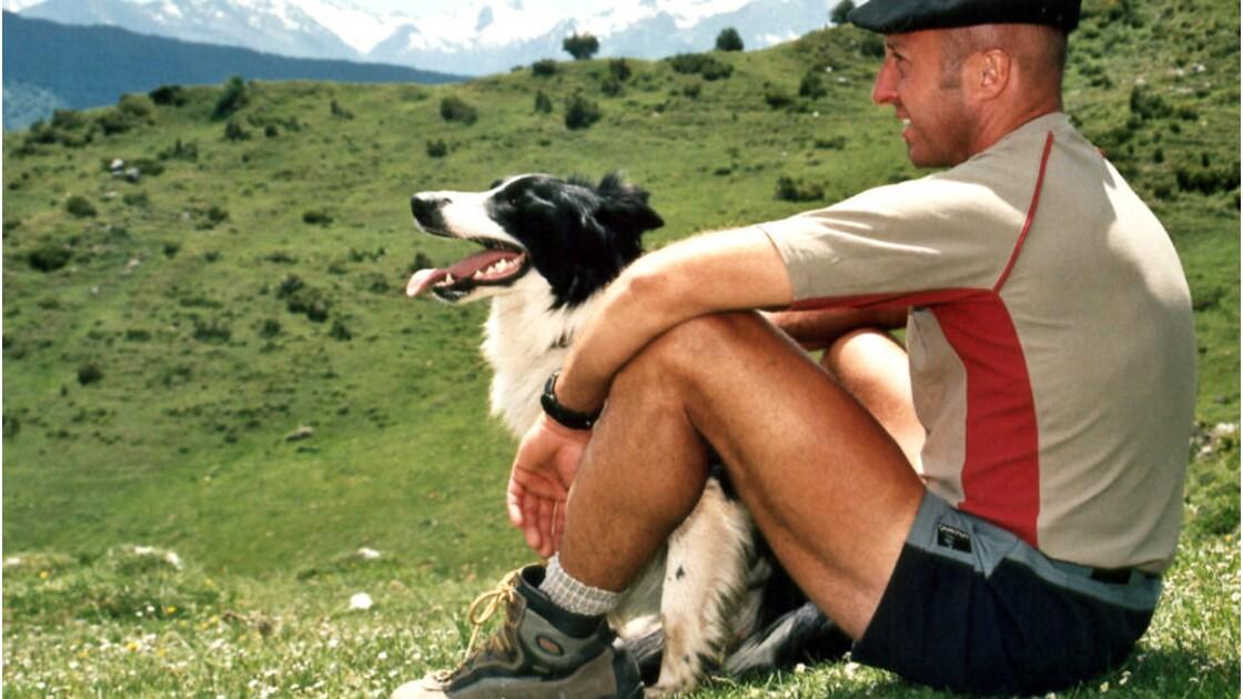 Rencontre avec un berger des Pyrénées