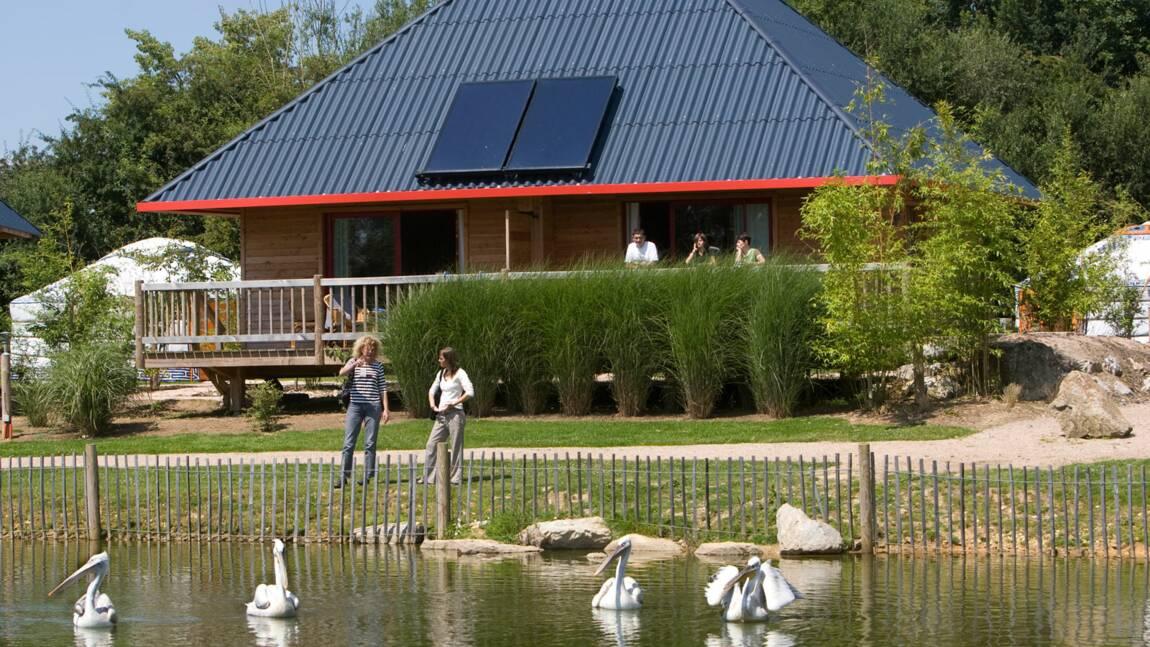 Safari Lodge en Normandie