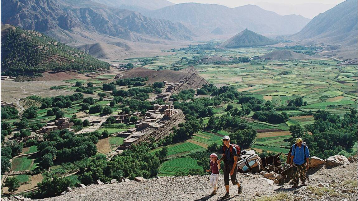 Expédition écologique au Maroc