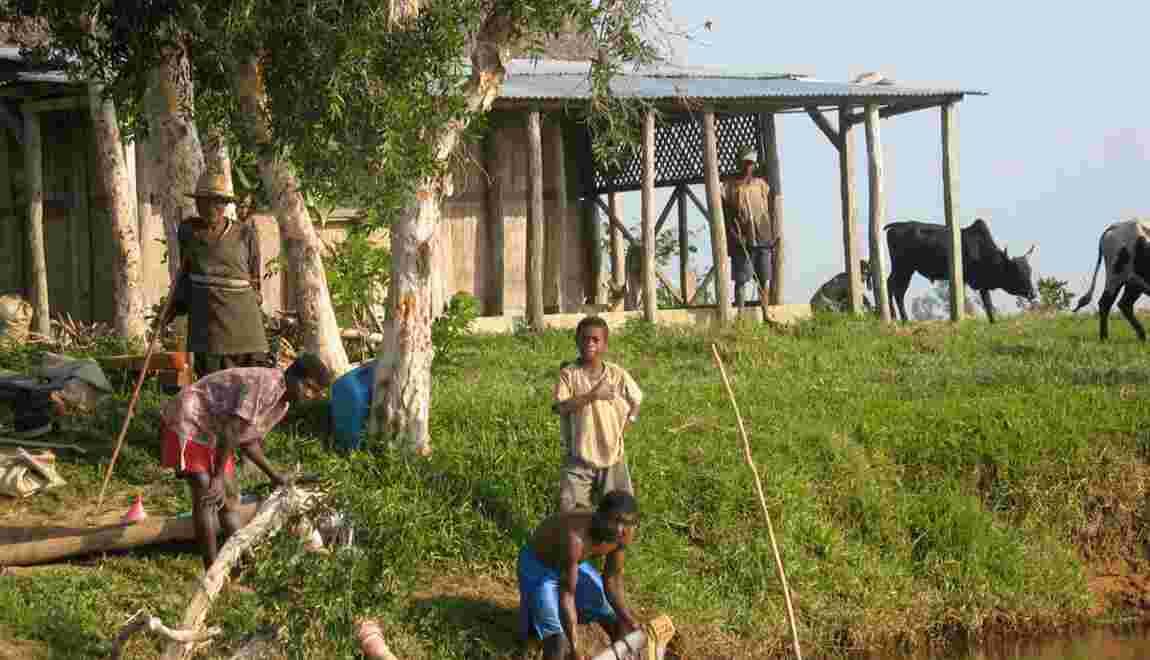 Voyage solidaire au cœur du monde rural malgache