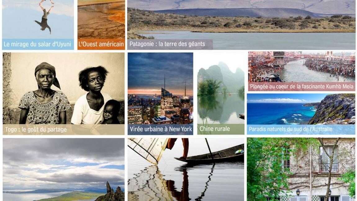 Voyages de rêve : les coups de coeur de la rédaction en 2010