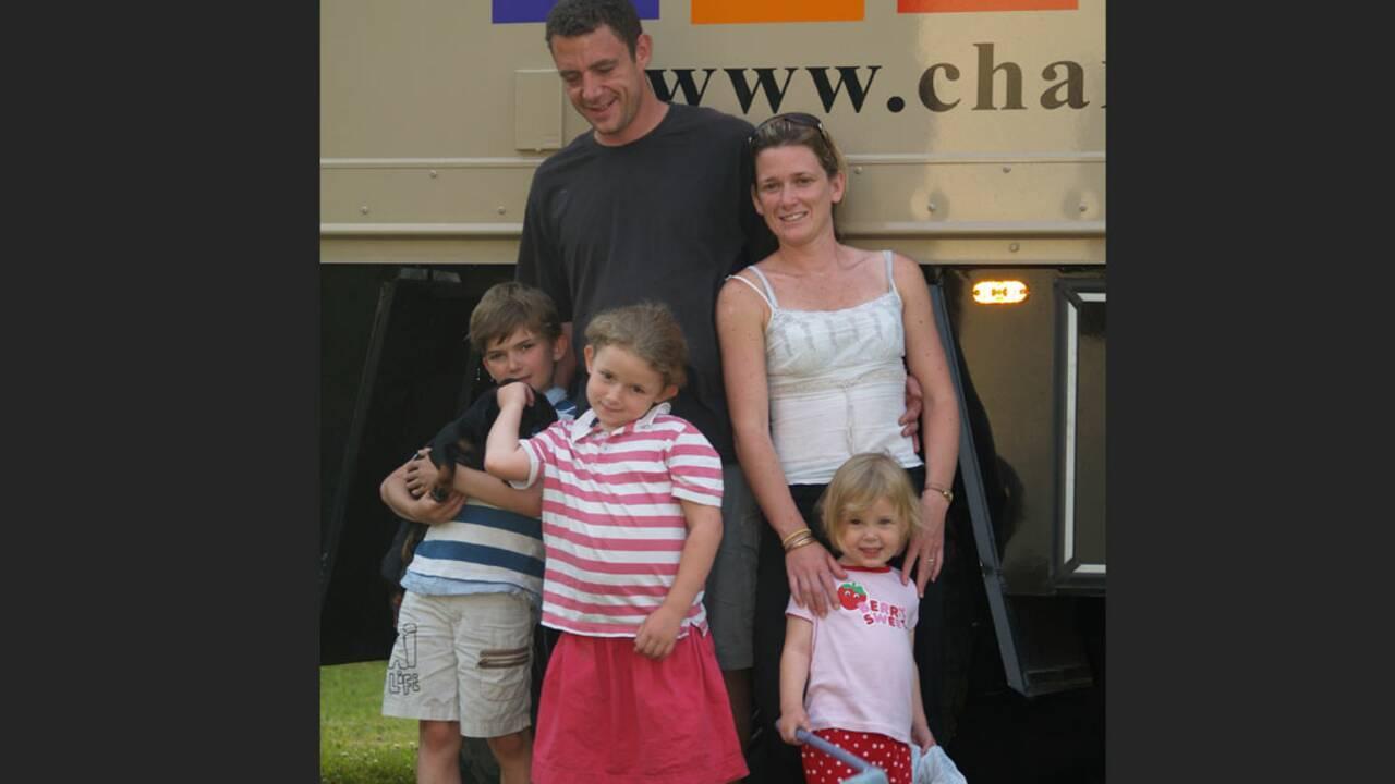 Chamaco : une famille autour du monde (2/2)