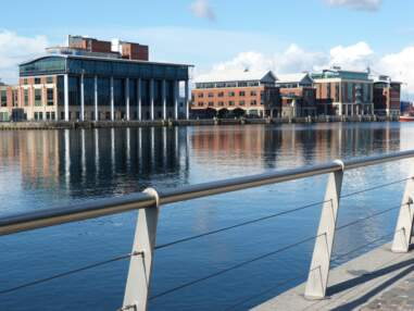 Irlande du Nord : Belfast, métamorphosée