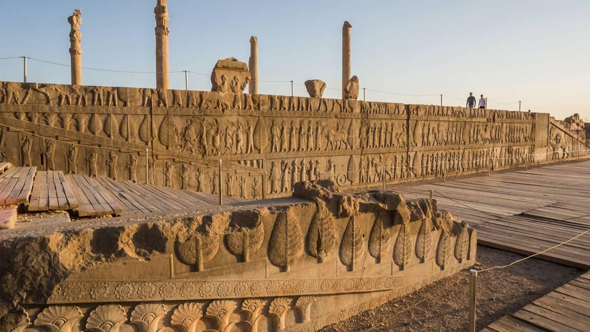 Comment Persépolis fut réduite au silence
