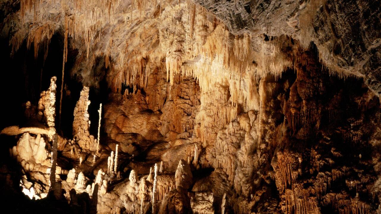 Safaris souterrains à Cabrespine