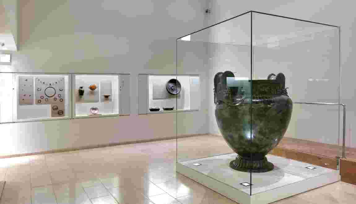 Mystères et croyances de Bourgogne : le mystère du vase de Vix