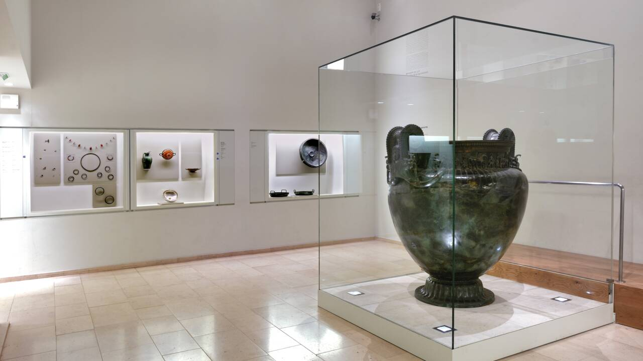 Archéologie : en Bourgogne, le mystère de la princesse celte et du vase de Vix refait surface