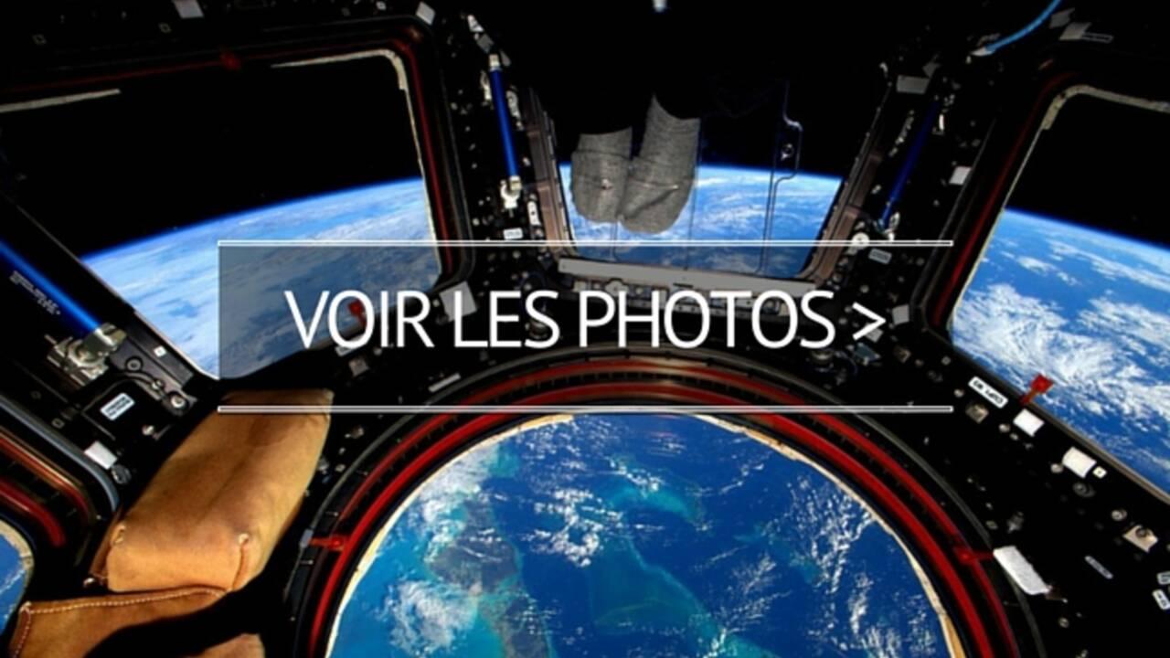 Un an dans l'espace : la vie à bord de l'ISS