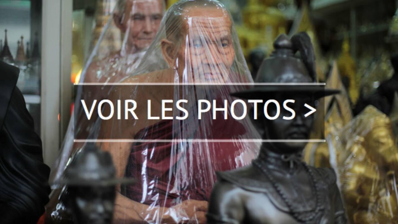 PHOTOS - Se perdre dans les rues de Bangkok
