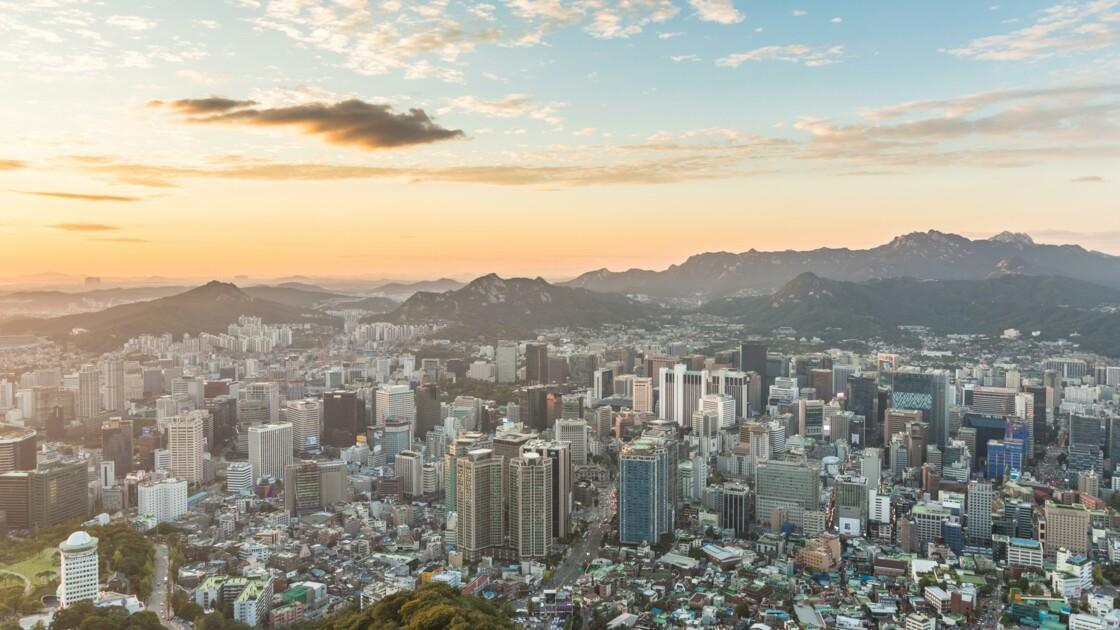 Michel Bussi conquis par la douceur de vivre à Séoul