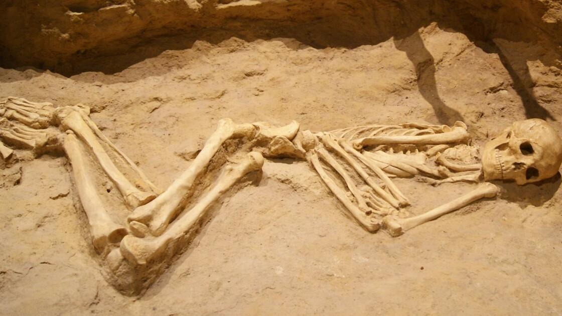 Non, Cro-Magnon n'abandonnait pas ses défunts !