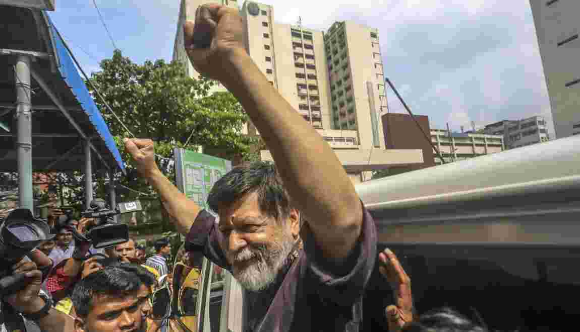 Bangladesh : violente arrestation de Shahidul Alam, figure internationale du photojournalisme