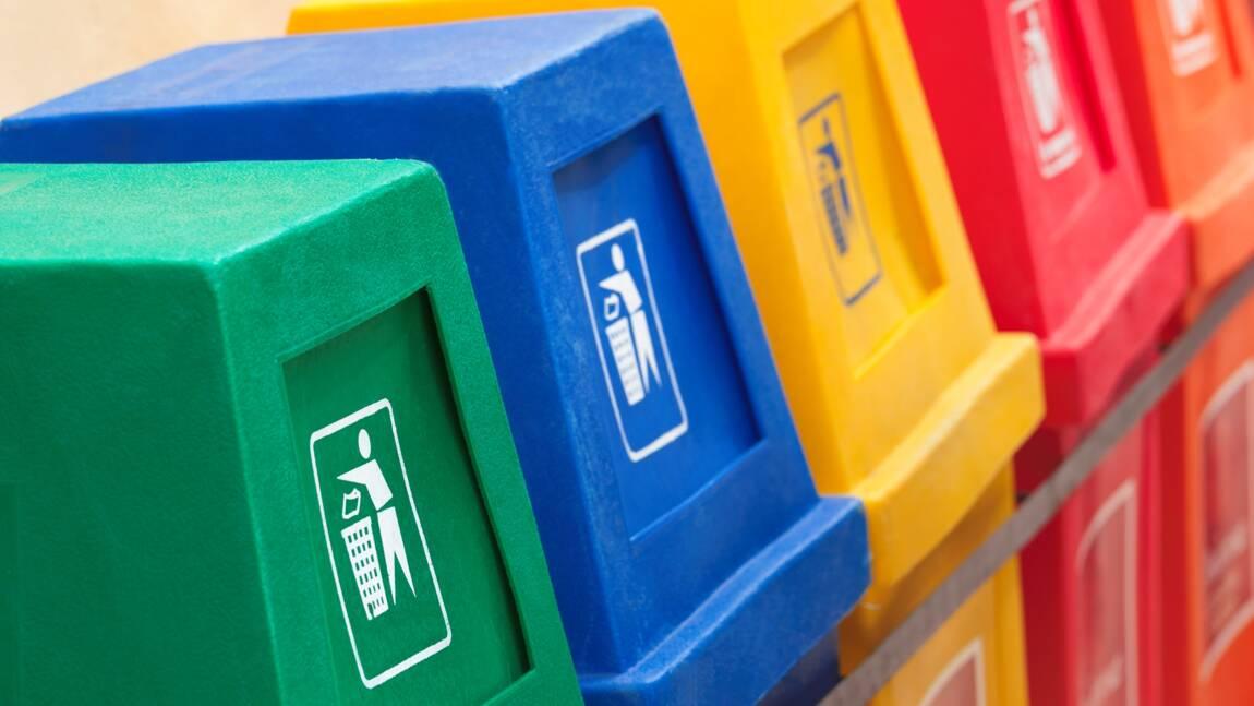 Signal Triman : le logo du recyclage en France