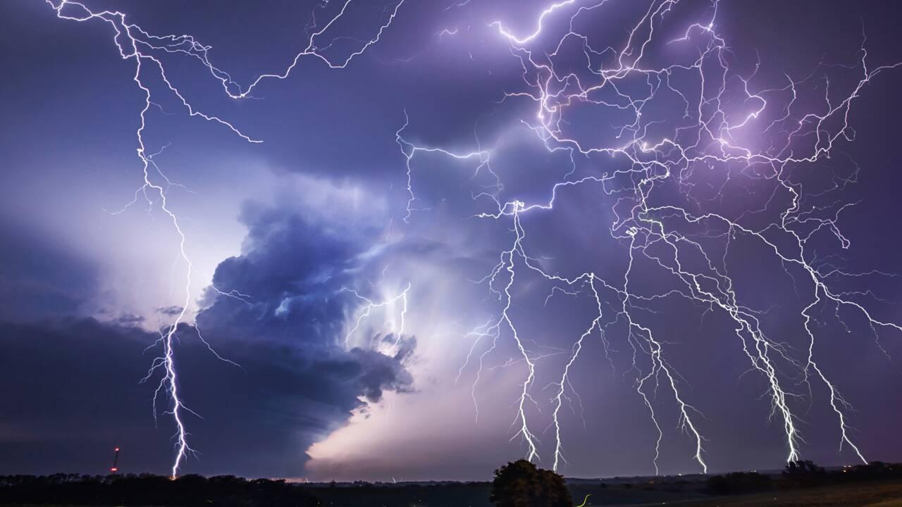 Sous le feu des orages avec Jason Weingart