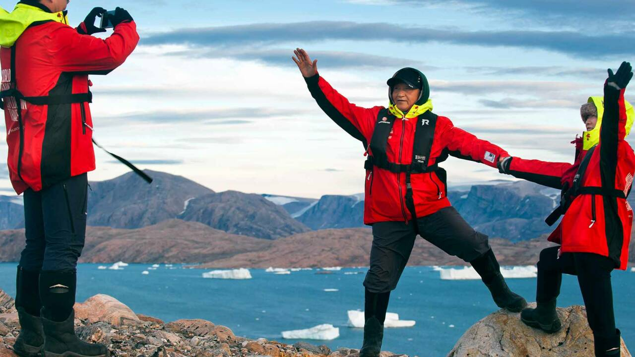 Au Groenland, le trésor le mieux gardé de l'Arctique
