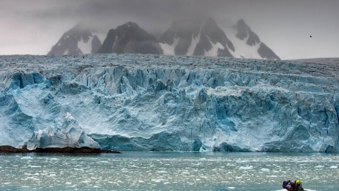 VIDÉO - Svalbard : le nouvel âge des glaces