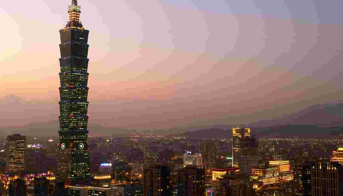 Taïwan : une Chine ultramoderne et écolo