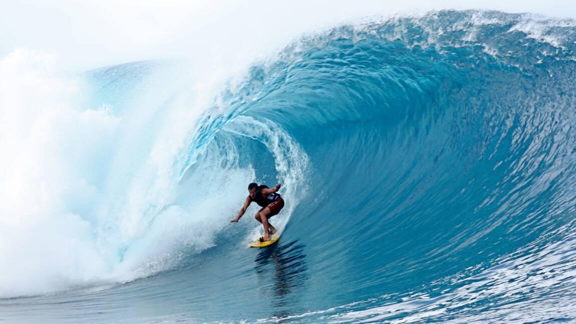 Polynésie : Teahupoo, la vague légendaire