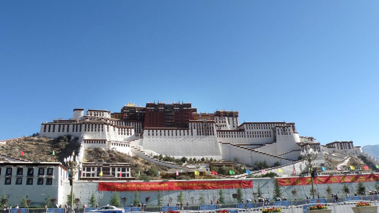 Tibet : les deux visages de Lhassa