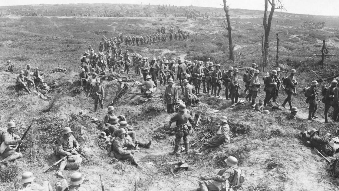 Chemin des Dames : la bataille qui déclencha les mutineries de 1917