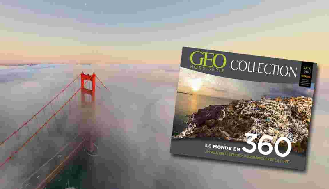 Un tour du monde en photos 360° avec GEO