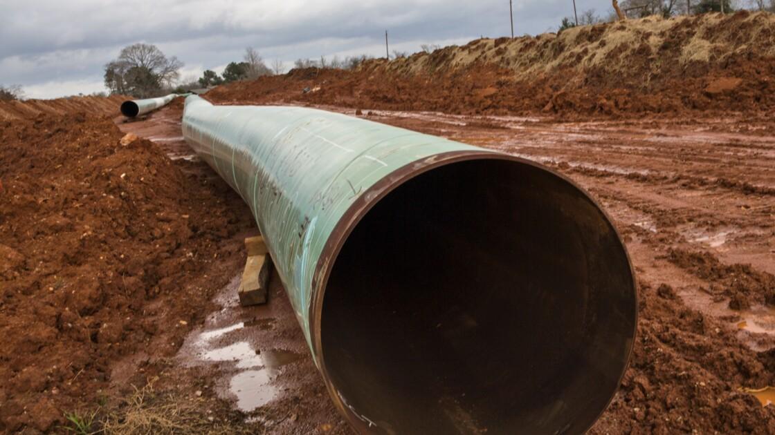 Un pas de plus vers le projet contesté d'oléoduc Keystone XL