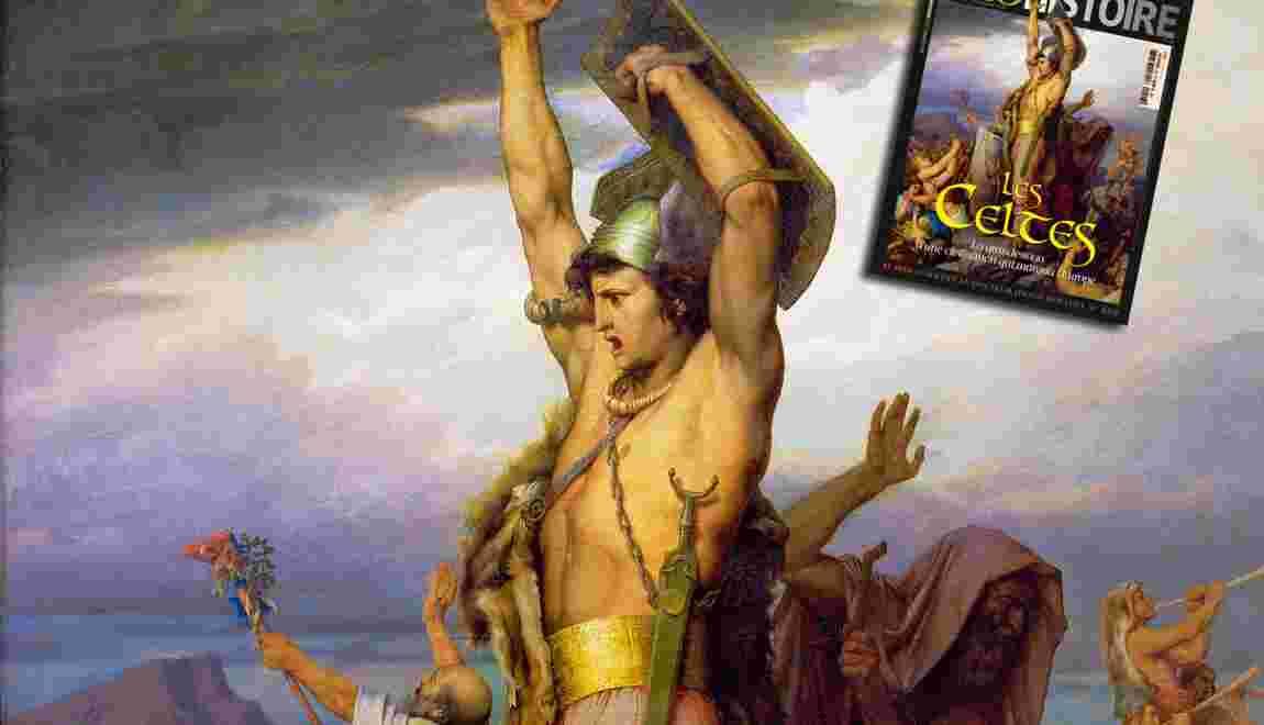 Les Celtes dans le nouveau magazine GEO Histoire