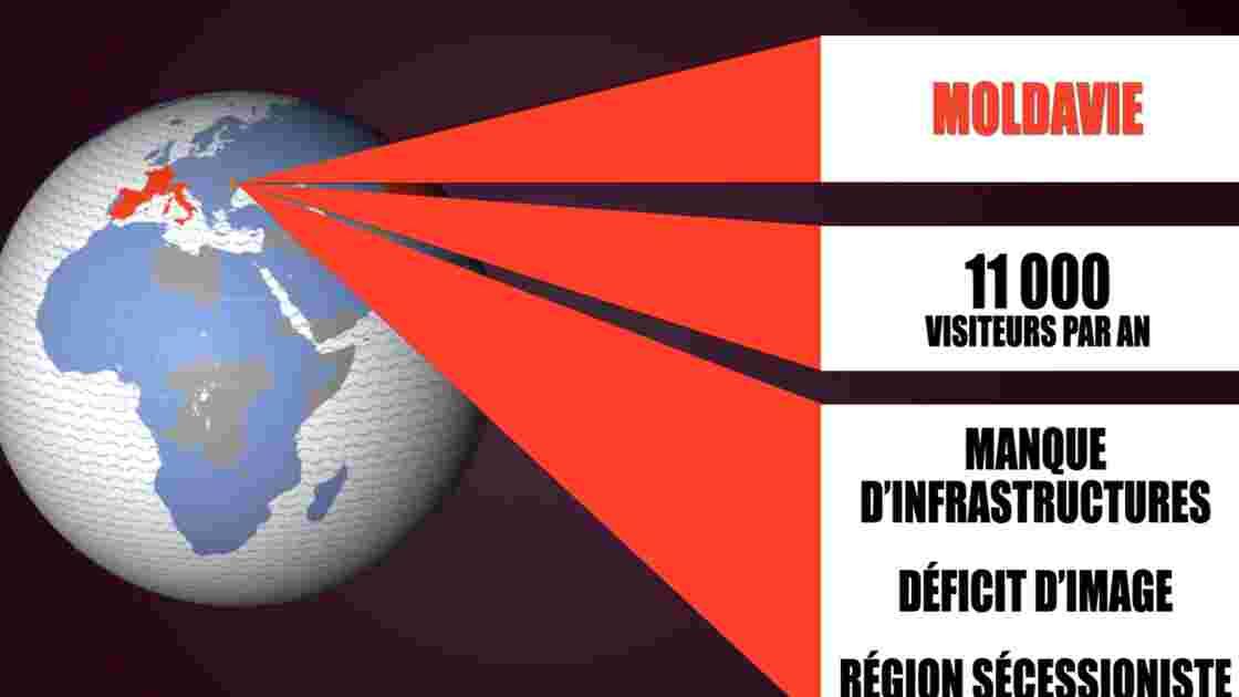 VIDÉO : Le top des destinations sans touristes