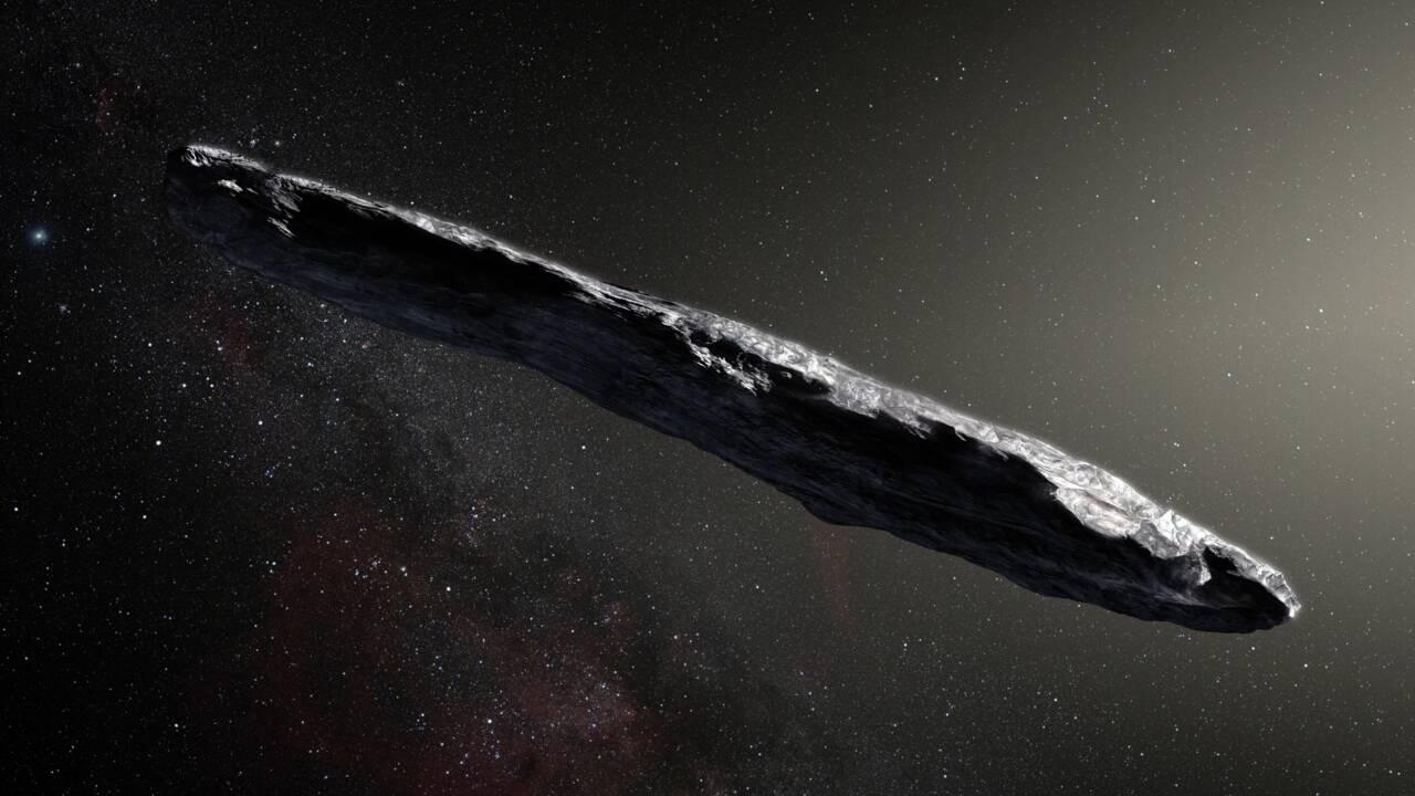 Oumuamua, le cigare de l'espace qui interpelle les scientifiques
