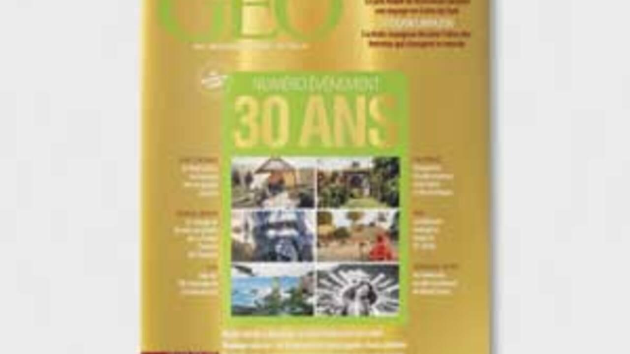 Dossier spécial GEO 30 ANS