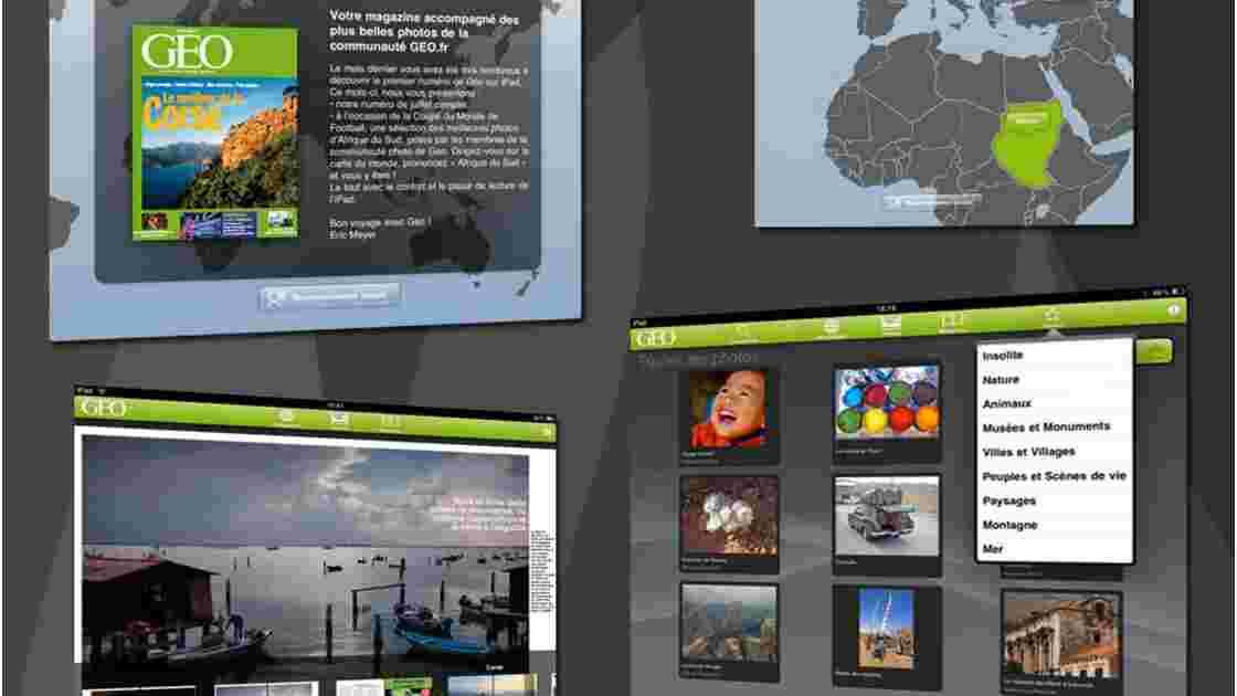 Découvrez notre nouvelle App iPad spécial Corse