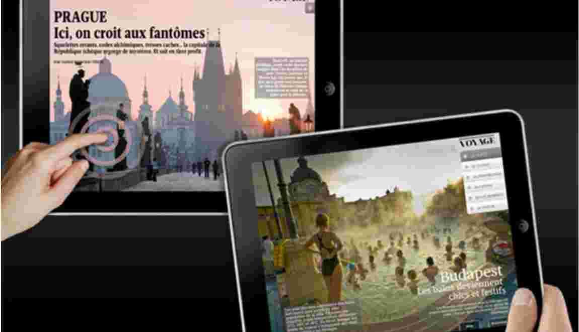 Découvrez la nouvelle formule de l'appli GEO iPad