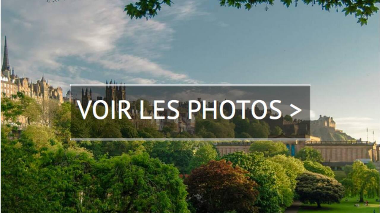 PHOTOS : Edimbourg, sublime capitale de l'Ecosse