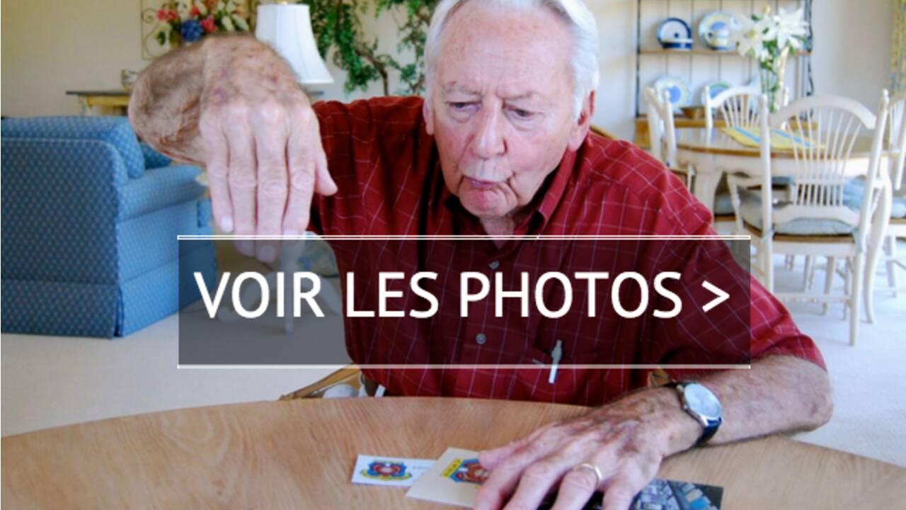 PHOTOS : A la rencontre des derniers héros de la Seconde Guerre mondiale