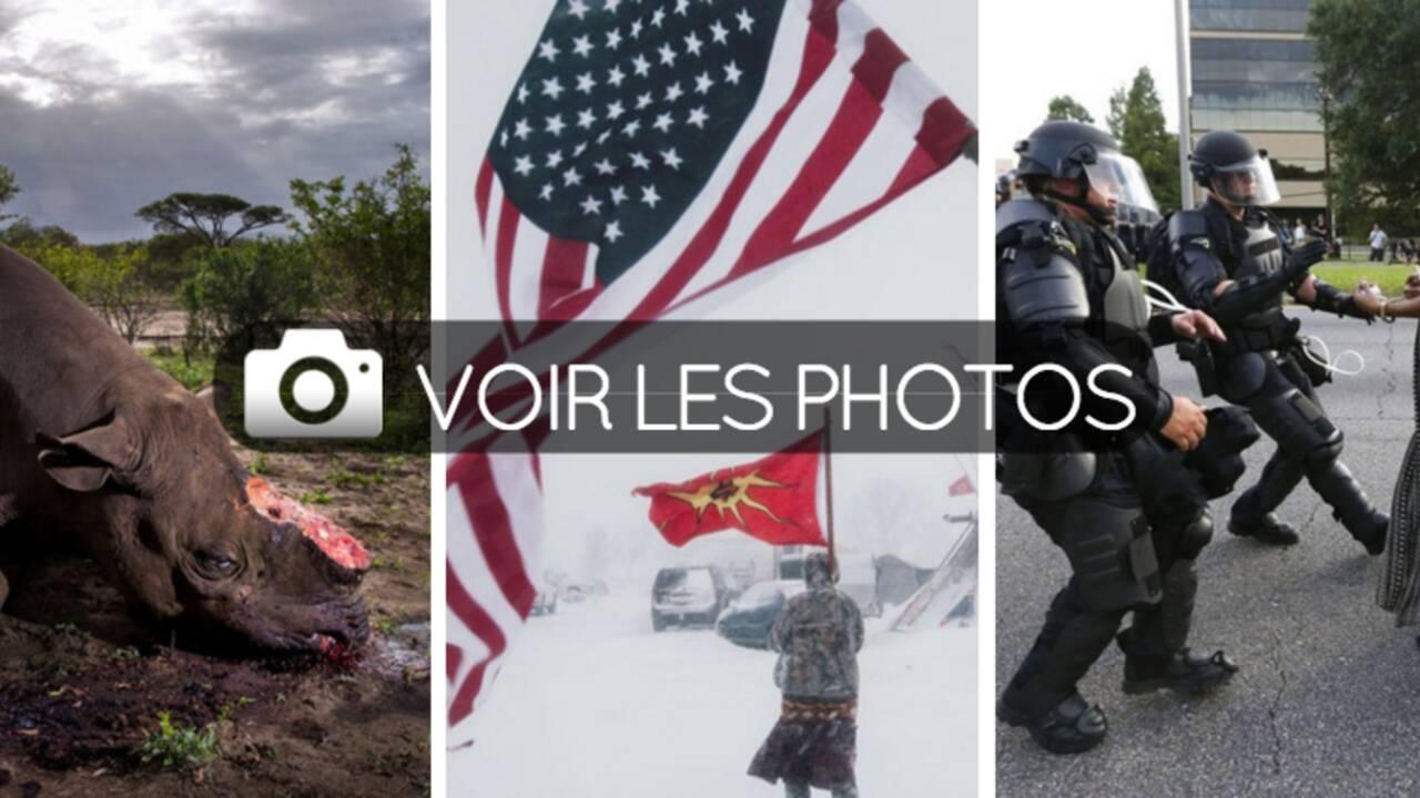 PHOTOS - Le palmarès du World Press Photo 2017